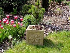 Květináč pískovec typ 37 b