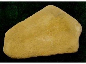 Kamenný šlapák pískovec typ 1