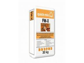 Quick mix FM-X 30kg malta pro strojní spárování lícového zdiva