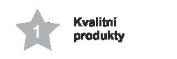 Kvalitní produkty