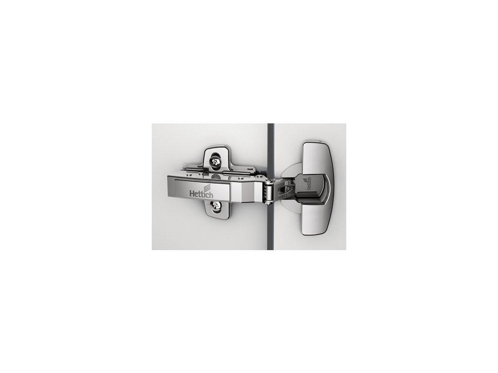 HETTICH závěs naložený pro tenké dveře 110°