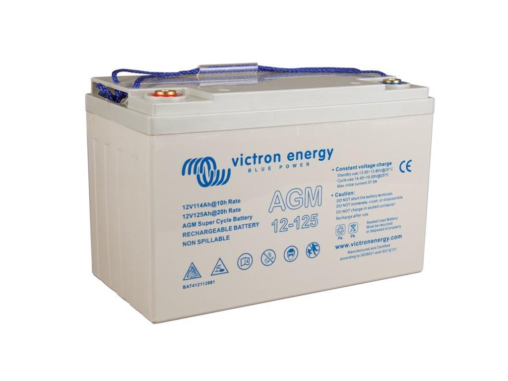 5526 O victron energy 125ah super cycle