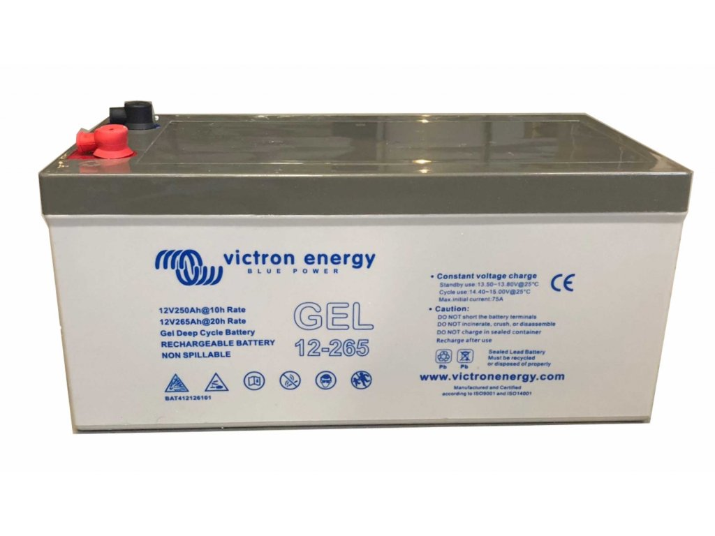 5799 O baterie victron energy 265ah gel