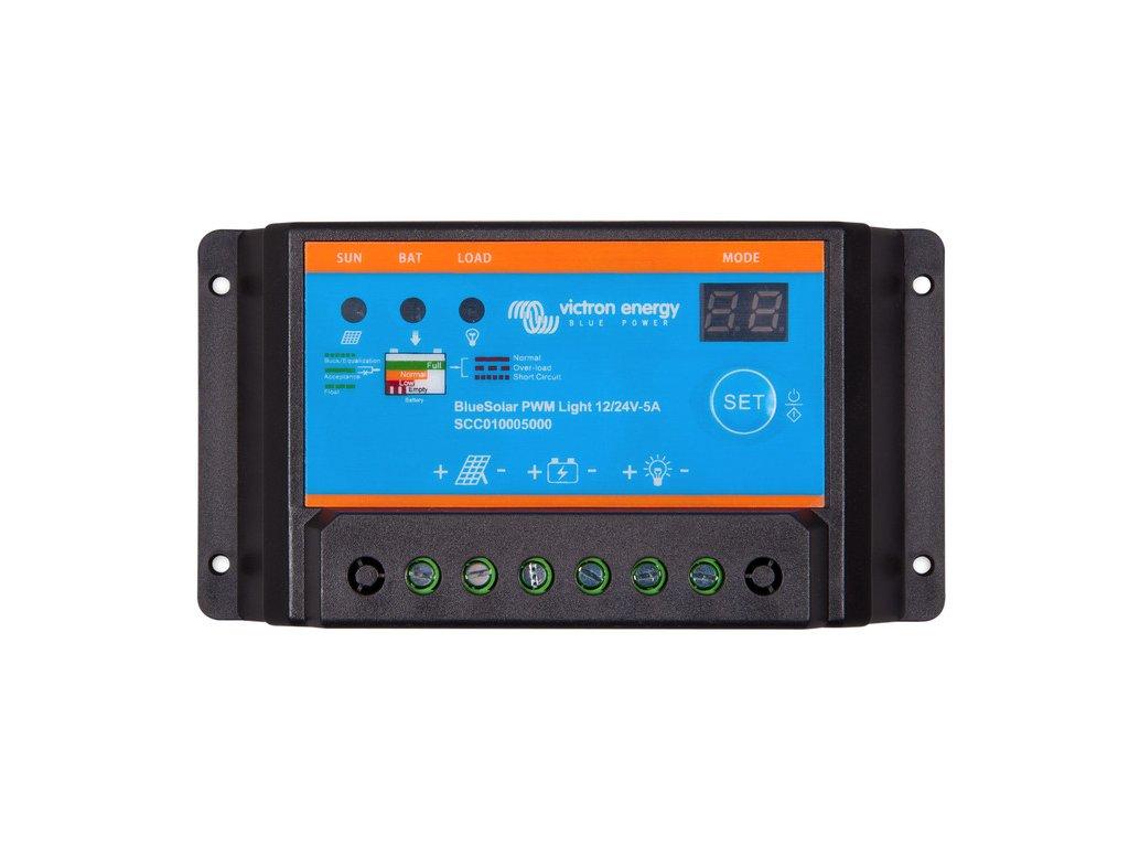 3505 O solarni regulator light 5a a 10a