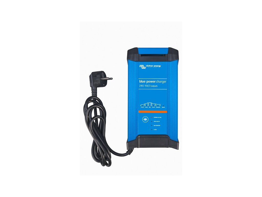3443 O blue power charger 2415 ip22 3 230v50hz front