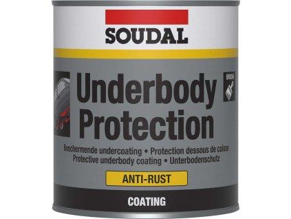 Underbody protection antikorozní ochranný nástřik