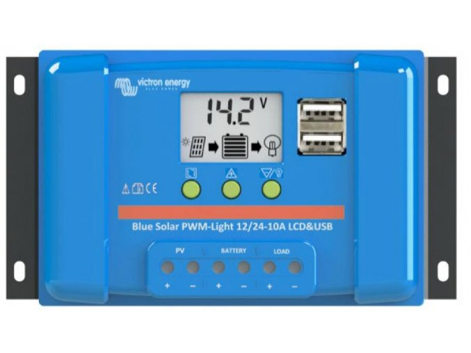 6612 O solarni regulator victron energy pwm usb