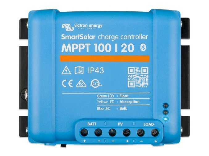 7663 O victron energy smartsolar mppt 100 20 top