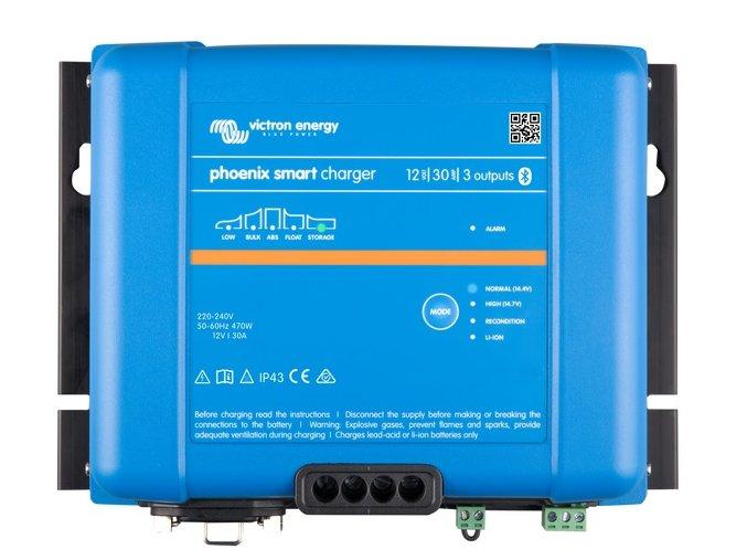 6738 O phoenix smart charger 12v 30a 3 predni