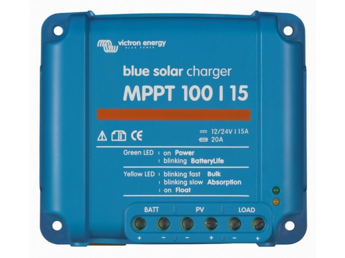 3998 O solarni regulator mppt 100 15 victron energy