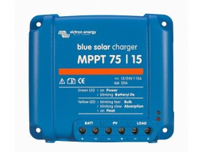 3054 O bluesolar charger mppt 75 15 top