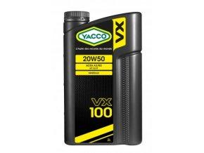 yacco vx 100 20w50