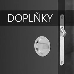 Kování pro posuvné dveře