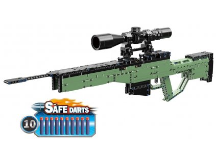 Qman Model Power 6008 AWM Sniper rifle