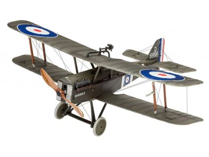 ModelSet letadlo 63907 - British Legends - British S.E. 5a (1:48)