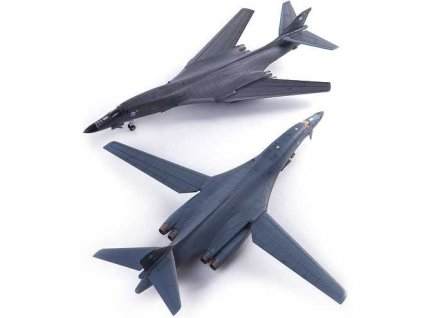 "Model Kit letadlo 12620 - USAF B-1B 34th BS ""Thunderbirds"" MCP (1:144)"
