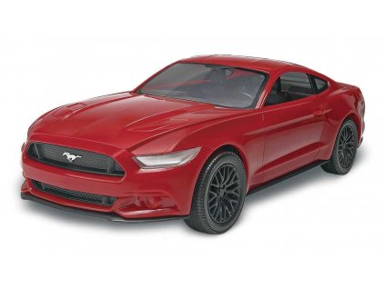 Snap Kit Build & Play MONOGRAM auto 1694 - 2015 Mustang GT (1:25)