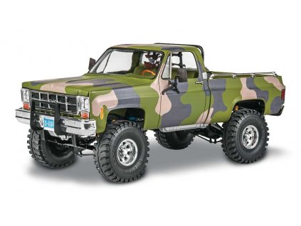 Plastic ModelKit MONOGRAM auto 7226 - '78 GMC® Big Game Country Pickup (1:25)