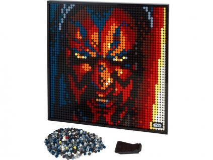 LEGO Art 2020 - Star Wars Sith