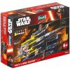 Revell Build Play Star Wars 06750 Episode VII - Poe´s X-Wing Fighter