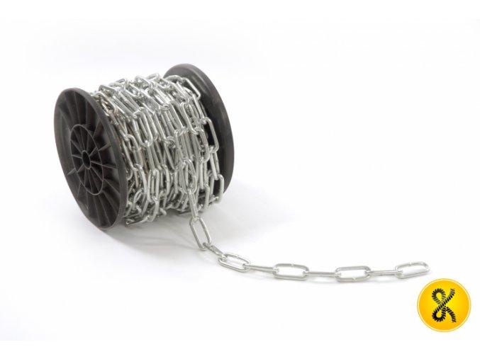 Řetěz dlouhé oko