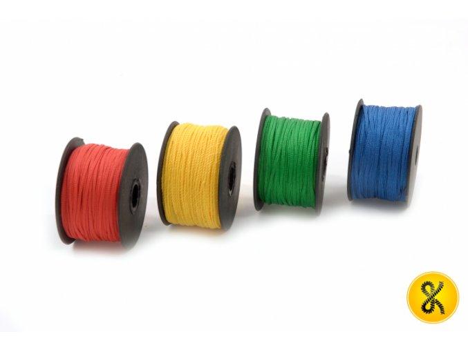 Stavební provázek pletený 1,6 mm