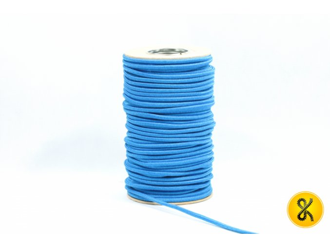 Elastické lano - modré