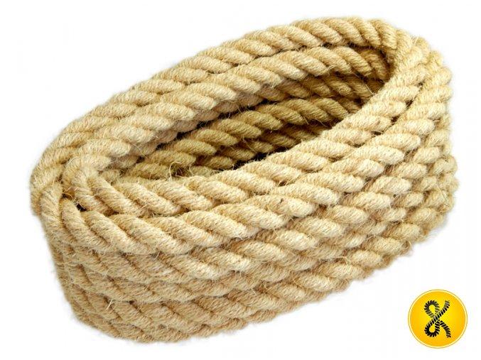 Sisálové lano
