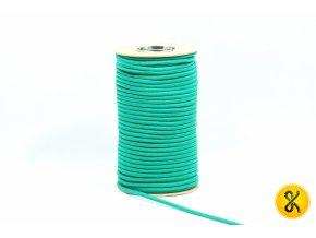 Elastické lano - zelené