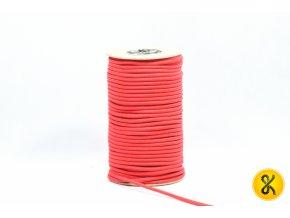 Elastické lano - červené