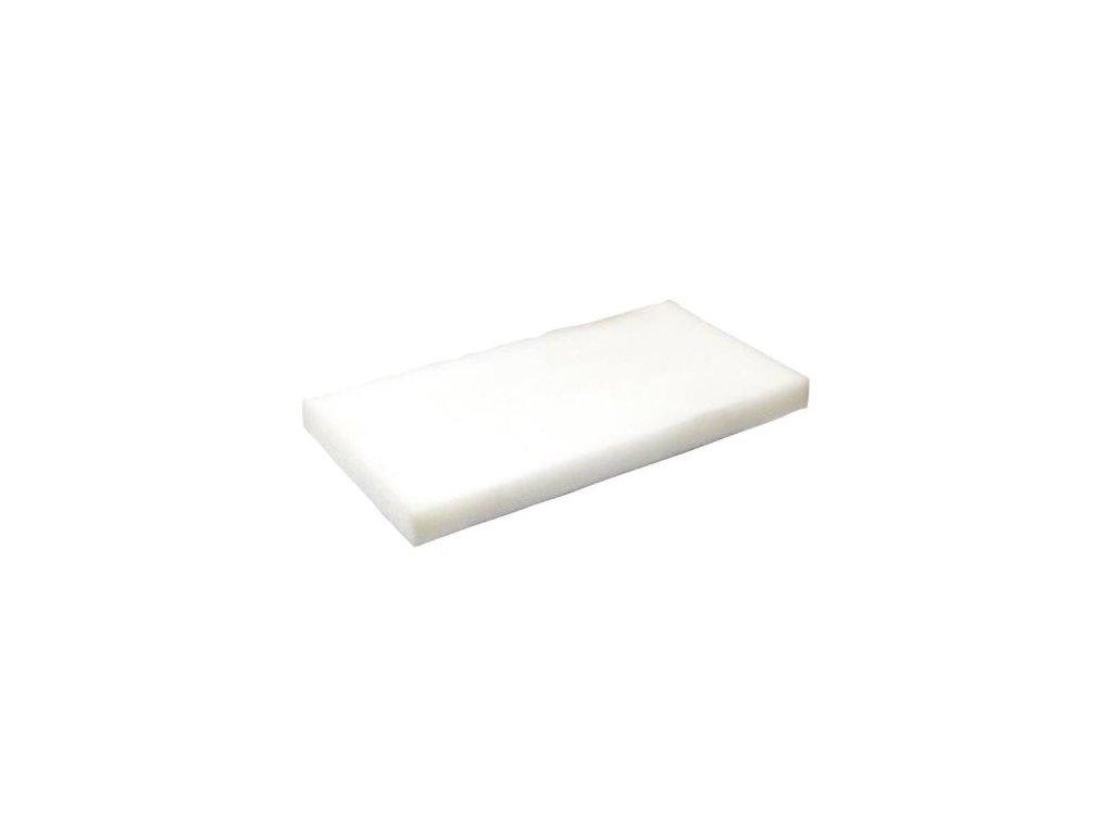 Molitan jemný náhradní, 250 x 130 x 20 mm