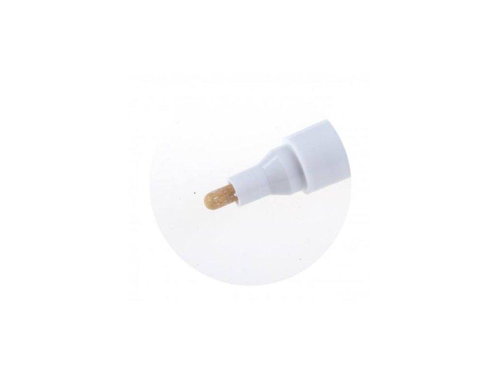 Popisovač permanentní ALU, max. 80 °C, bílý