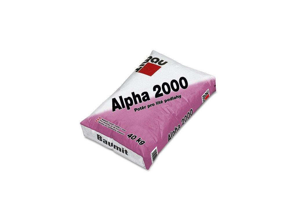 Baumit Alpha 2000