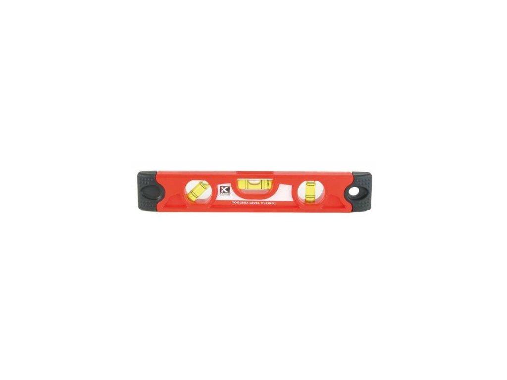 Vodováha třílibelová s magnetem TORPEDO SP, 230 mm, KAPRO 27559