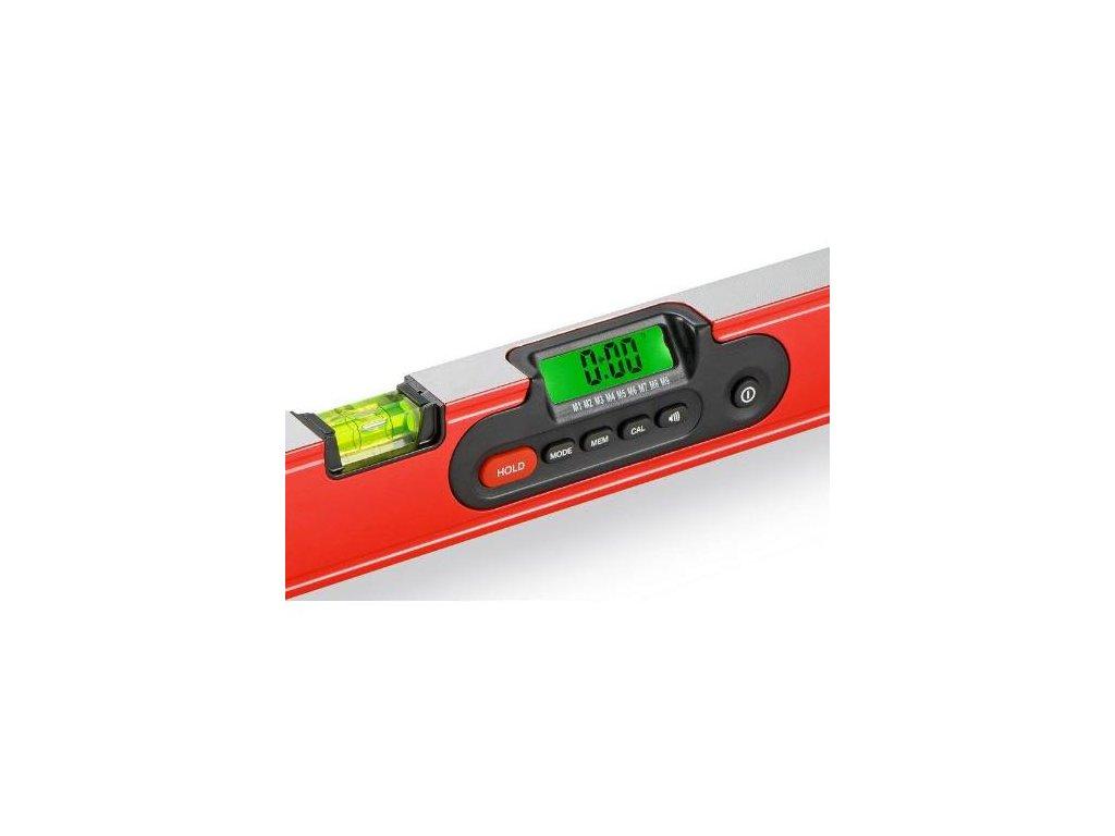 Vodováha dvoulibelová DIGIMAN, 1200 mm, magnet, KAPRO 27557