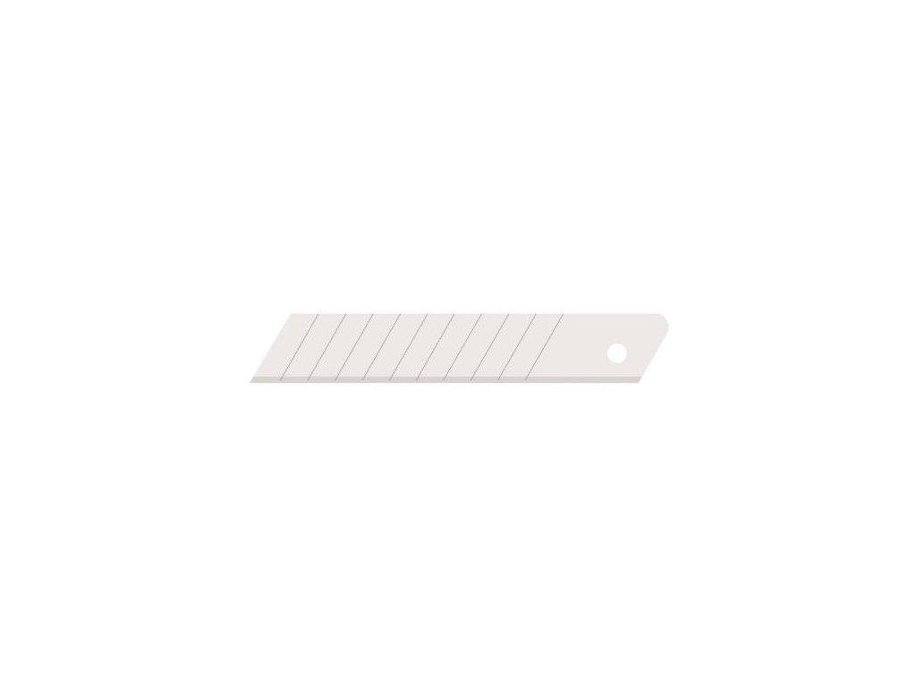 Čepelky náhradní keramické, 18 mm, 5 ks, FESTA