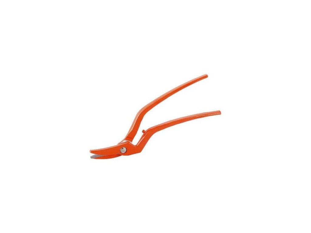 Nůžky na plech pravé, 250 mm, CrV