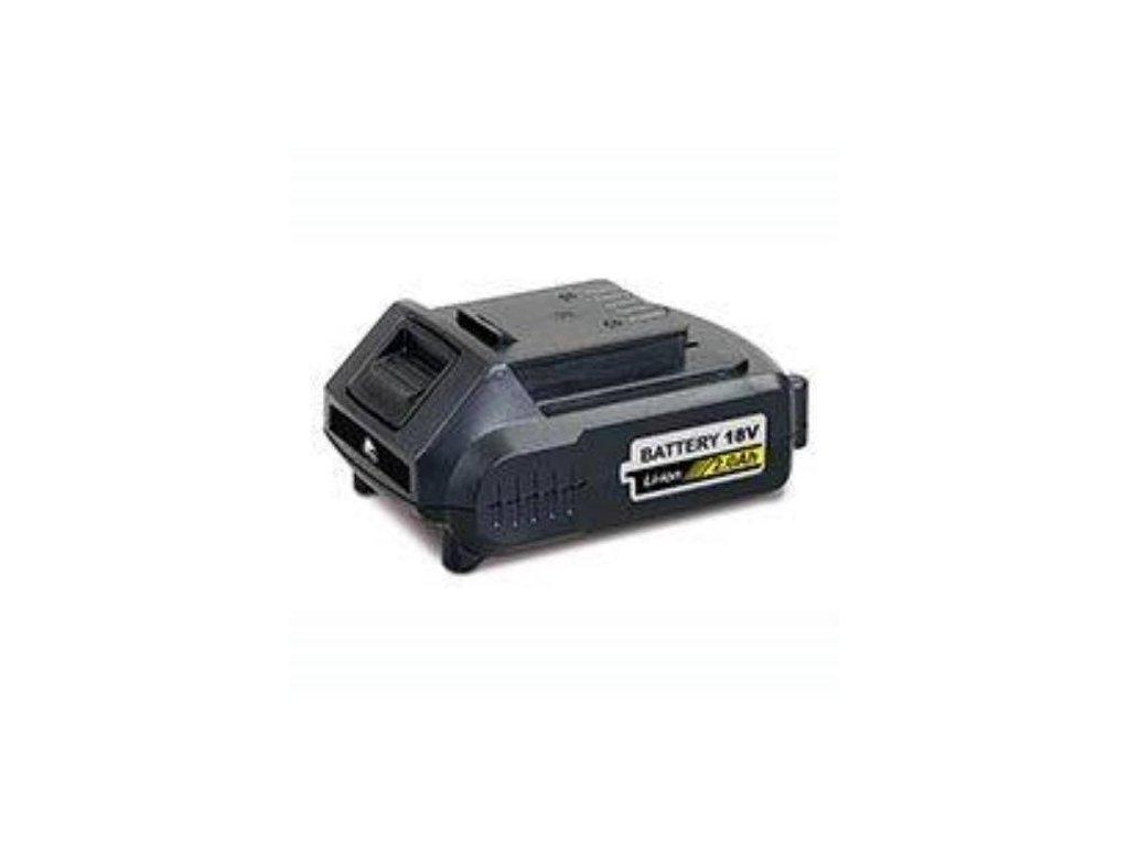 Baterie 18V Li-Ion 2,0 Ah, L18, STAYER