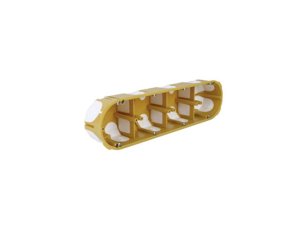 Krabice KPL 64-50/4LD do dutých stěn