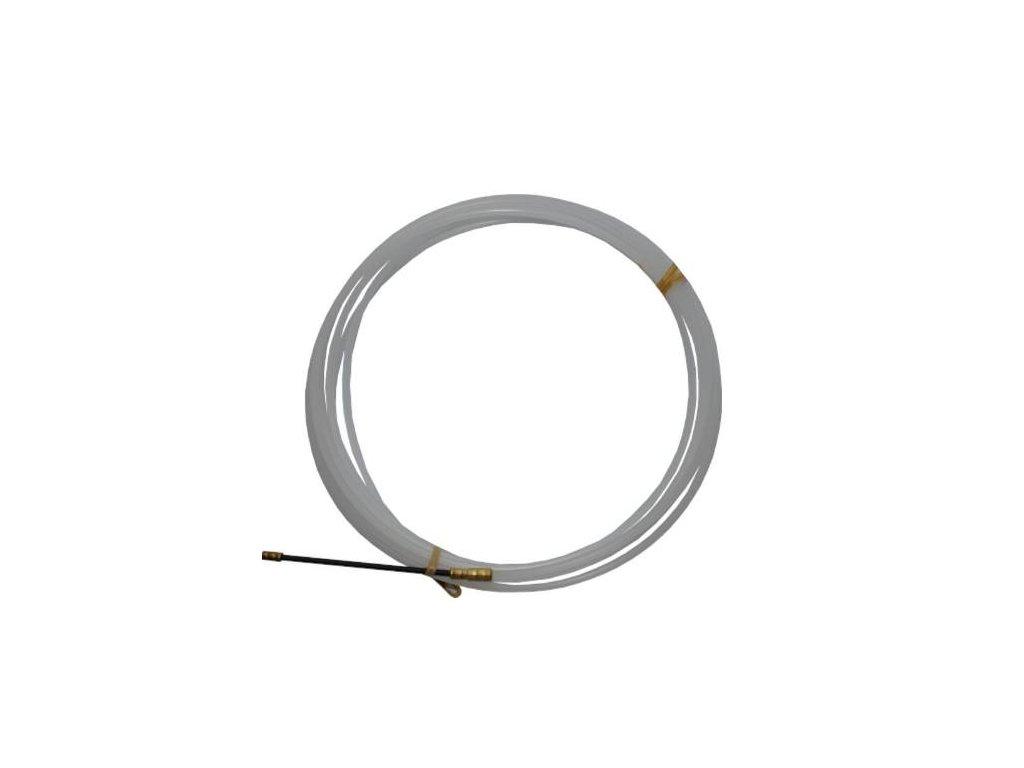 Pero elektrikářské protahovací, 4 mm x 10 m