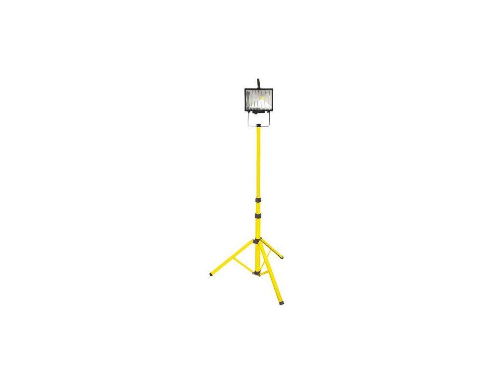 LED stavební světlo 20W, teleskopické