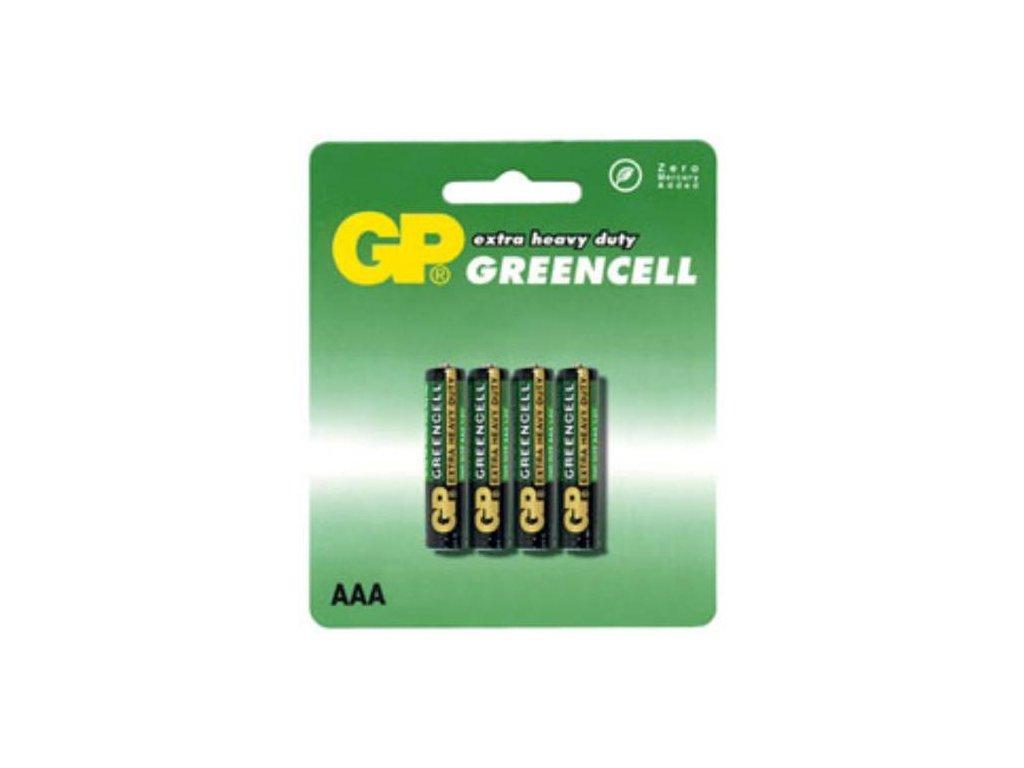 Baterie GP 24G R03 AAA, blistr