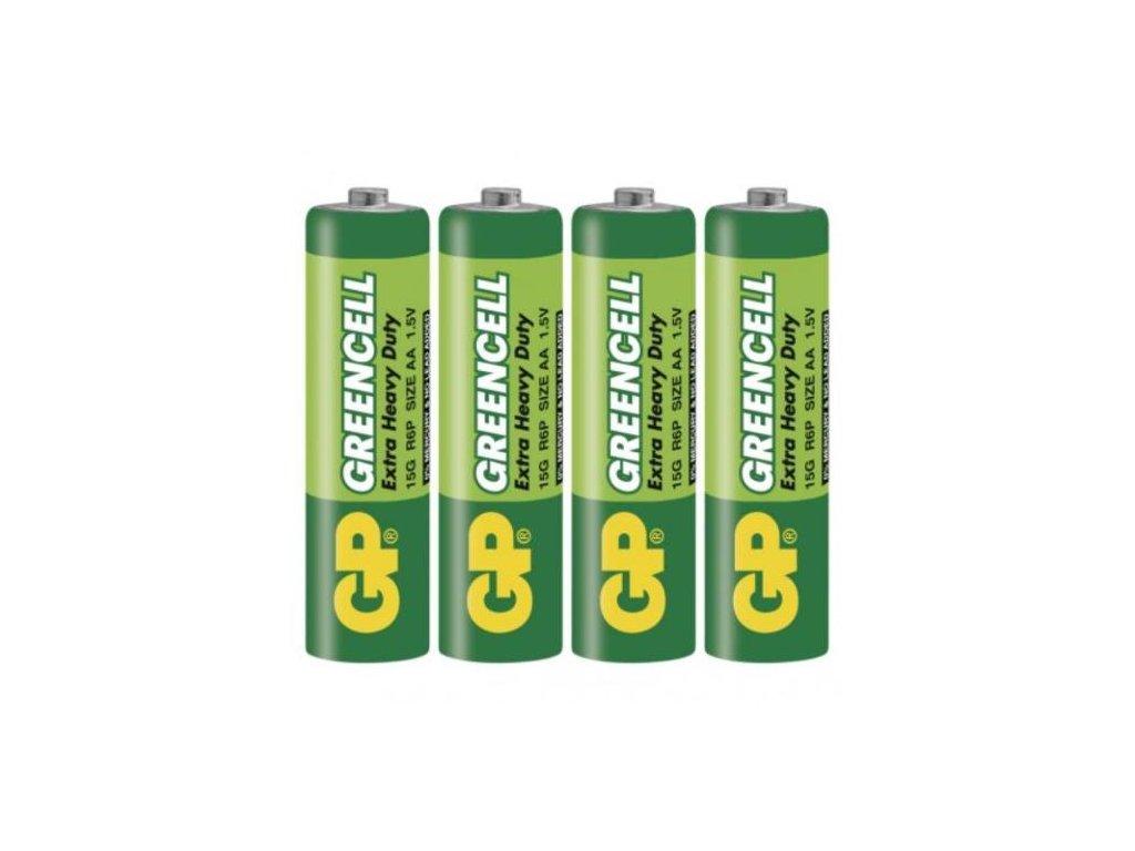 Baterie GP 15G R6 AA, blistr