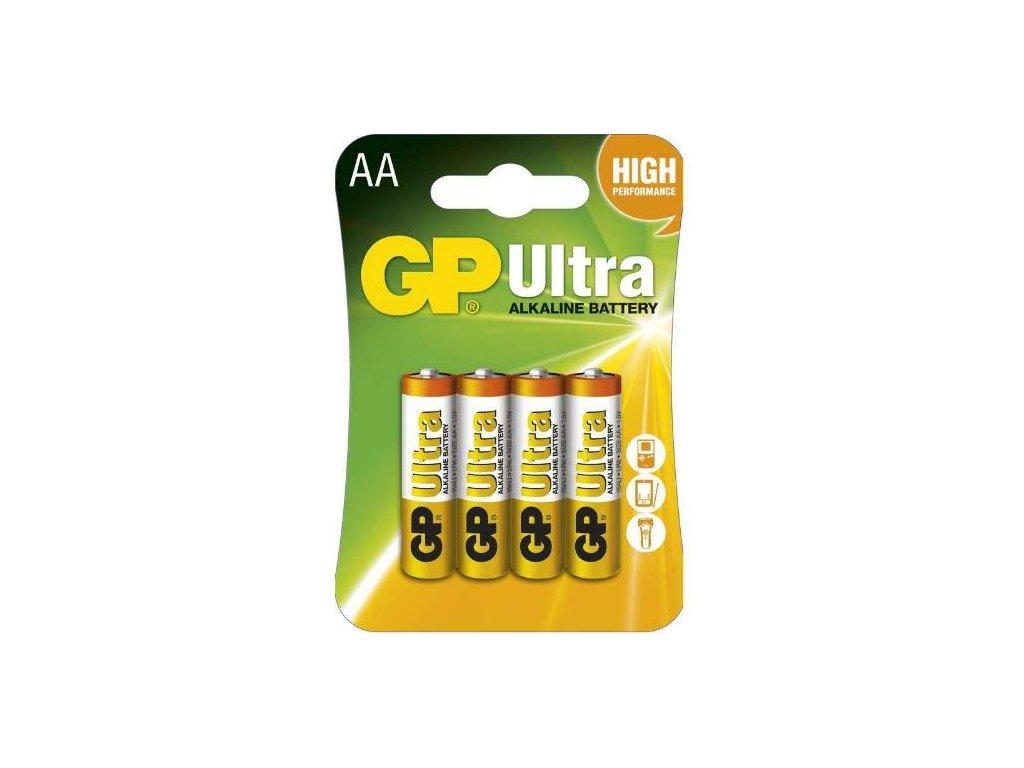Baterie GP 15AU LR6 AA, blistr