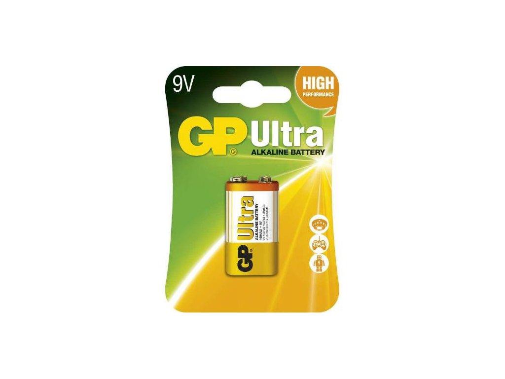 Baterie GP 6LF22, blistr