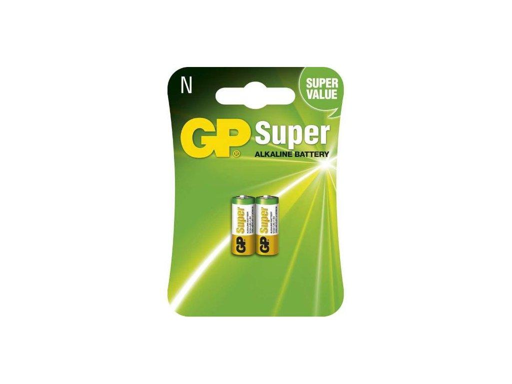 Baterie GP 910A, alkalická speciální, 2BL, blistr