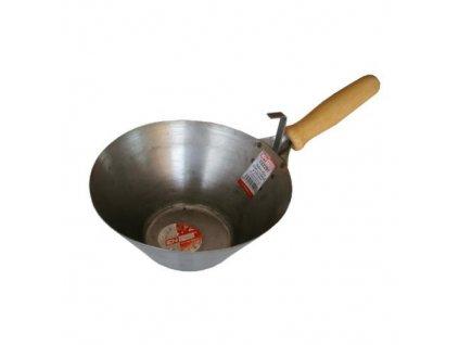 Naběračka ocel s ručkou, Ø 165 mm, ENPRO
