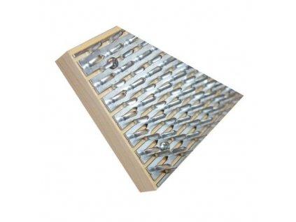 Škrabák na minerální omítky, 210 x 105 mm ENPRO