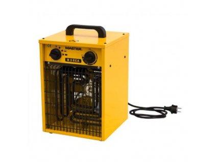 Topidlo elektrické s ventilátorem B 3 ECA, 3 kW, MASTER