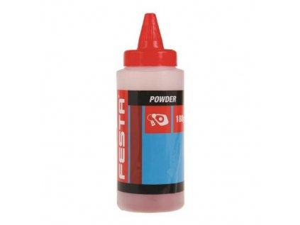 Pudr červený, 180 g